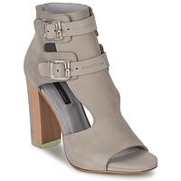 鞋子 女士 凉鞋 Miista ELIZABETH 灰色