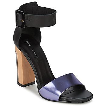 鞋子 女士 凉鞋 Miista LILY 黑色 / 淡紫色