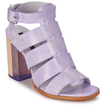 鞋子 女士 凉鞋 Miista ISABELLA 淡紫色