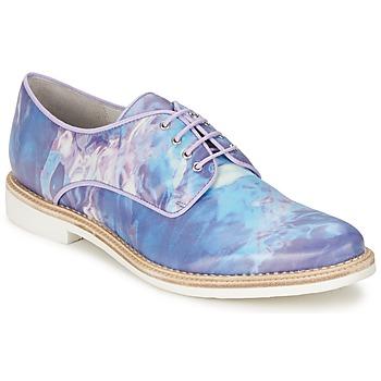 鞋子 女士 德比 Miista ZOE 蓝色