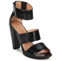 鞋子 女士 凉鞋 Robert Clergerie XIMA 黑色