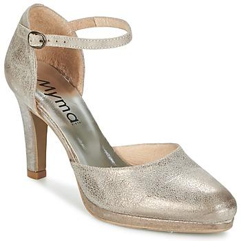 鞋子 女士 涼鞋 Myma LUBBO 金屬銀