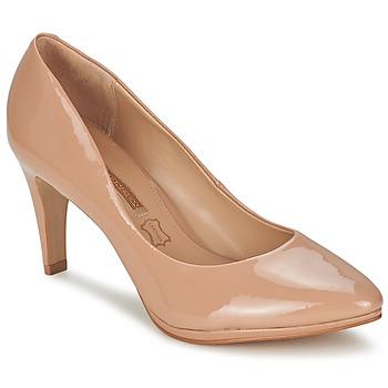 鞋子 女士 高跟鞋 Buffalo PIKKIMA 裸色