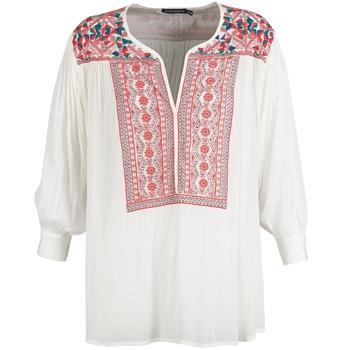 衣服 女士 女士上衣/罩衫 Antik Batik CAREYES 白色