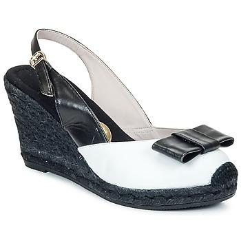 鞋子 女士 凉鞋 RAS FROI 黑色 / 白色