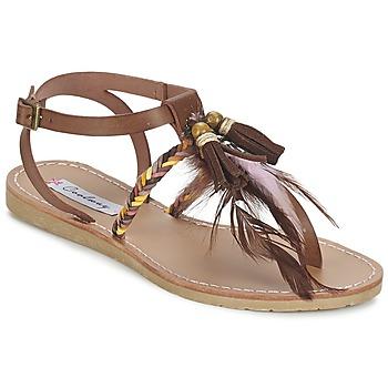 鞋子 女士 凉鞋 Coolway MELROSE 棕色