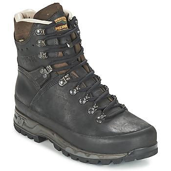 鞋子 男士 登山 Meindl ISLAND MFS ACTIVE 黑色 / 棕色