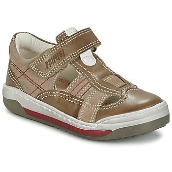 鞋子 男孩 凉鞋 Primigi GART 棕色