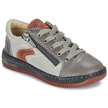 鞋子 男孩 球鞋基本款 Primigi BECHET-E 灰色