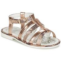 鞋子 女孩 凉鞋 Primigi LUZ 古銅色