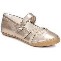 鞋子 女孩 平底鞋 Primigi LISBONA 1-E 古銅色