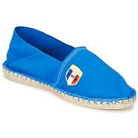 鞋子 帆布便鞋 1789 UNIE BLEU 法国