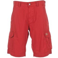 衣服 男士 短裤&百慕大短裤 Napapijri PORTES A 红色