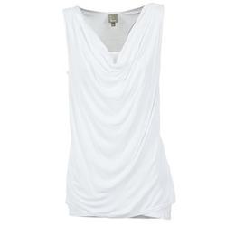 衣服 女士 无领短袖套衫/无袖T恤 Bench 奔趣 DUPLE 白色