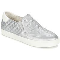 鞋子 女士 平底鞋 Ash 艾熙 IDOL 银色
