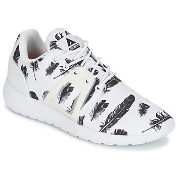 鞋子 球鞋基本款 Asfvlt SUPERTECH 白色 / 黑色