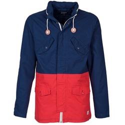 衣服 男士 夹克 Nixon PI 海蓝色 / 红色