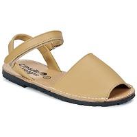 鞋子 女孩 凉鞋 Citrouille et Compagnie BERLA 米色