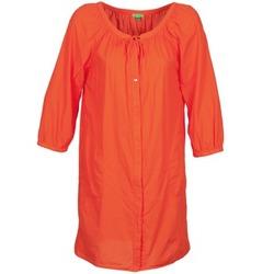 衣服 女士 短裙 Bensimon FOURTY 橙色