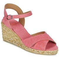 鞋子 女士 凉鞋 Castaner BLAUDELL 珊瑚色 / 玫瑰色