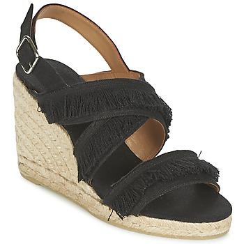 鞋子 女士 凉鞋 Castaner BEGGA 黑色
