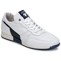 鞋子 男士 球鞋基本款 Kost HOOPER 白色 / 海蓝色