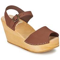 鞋子 女士 凉鞋 Le comptoir scandinave  棕色