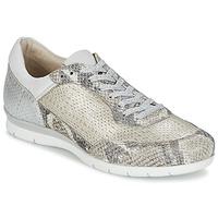 鞋子 女士 球鞋基本款 Mjus FORCE 蛇纹 / 银色
