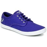 鞋子 男士 球鞋基本款 Fred Perry FOXX TWILL 紫罗兰