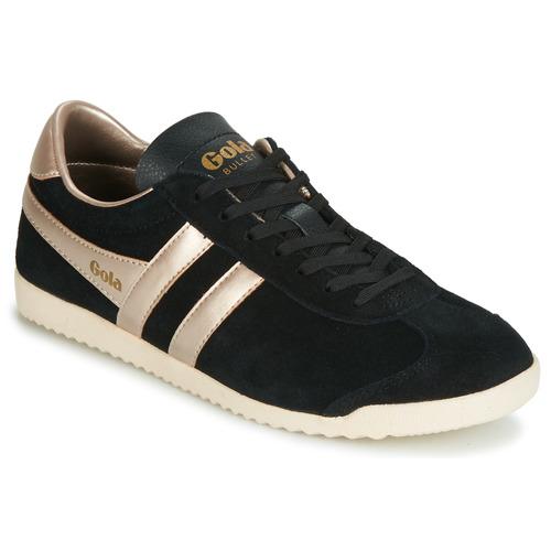 鞋子 女士 球鞋基本款 Gola SPIRIT GLITTER 黑色