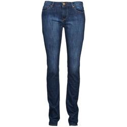 衣服 女士 直筒牛仔褲 Acquaverde NEW GRETTA 藍色