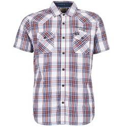 衣服 男士 短袖衬衫 Petrol Industry SHIRT SS 白色 / 红色