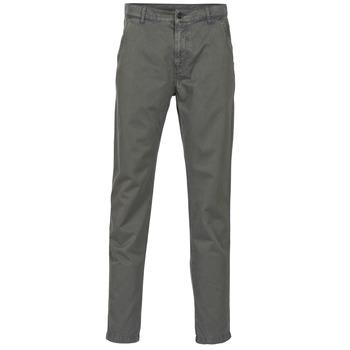 衣服 男士 多口袋裤子 Benetton GUATUIE 灰色