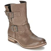 鞋子 女士 短筒靴 Koah DUNE 灰褐色