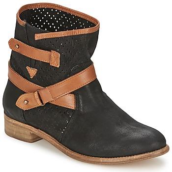 鞋子 女士 短筒靴 Koah FRIDA 黑色