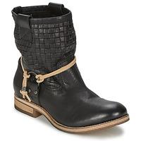 鞋子 女士 短筒靴 Koah DANIA 黑色