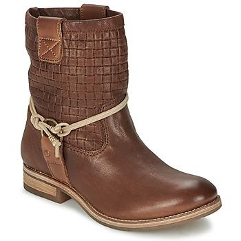 鞋子 女士 短筒靴 Koah DANIA 棕色