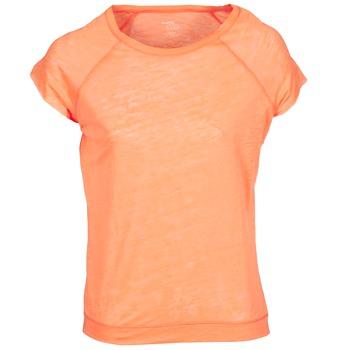 衣服 女士 短袖体恤 Majestic 2105 橙色 / Fluo