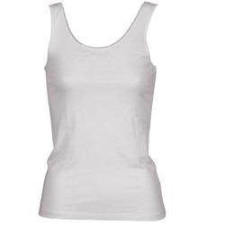 衣服 女士 无领短袖套衫/无袖T恤 Majestic 701 白色