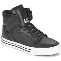 鞋子 高帮鞋 Supra VAIDER CLASSIC 黑色 / 白色