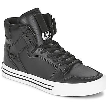 鞋子 高幫鞋 Supra VAIDER CLASSIC 黑色 / 白色