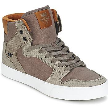 鞋子 高帮鞋 Supra VAIDER 棕色