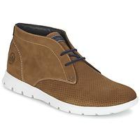 鞋子 男士 短筒靴 Panama Jack 巴拿马 杰克 DIMITRI 灰褐色