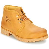 鞋子 男士 短筒靴 Panama Jack 巴拿马 杰克 BOTA PANAMA 黄色