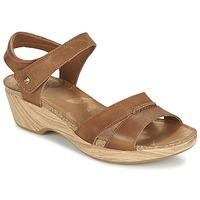 鞋子 女士 凉鞋 Panama Jack 巴拿马 杰克 LARISA 棕色