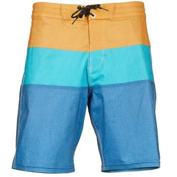 衣服 男士 男士泳裤 Billabong TRIBONG LO TIDES 蓝色 / 米色