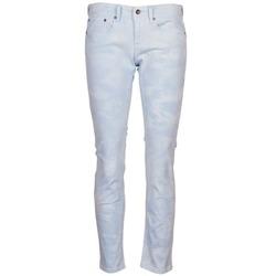 衣服 女士 多口袋裤子 Roxy 罗克西 SUNTRIPPERS TIE-DYE 蓝色