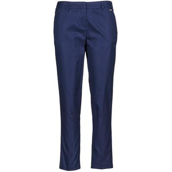 衣服 女士 七分裤 La city PANTD2A 蓝色