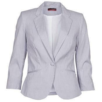 衣服 女士 外套/薄款西服 La city VST1D6 灰色