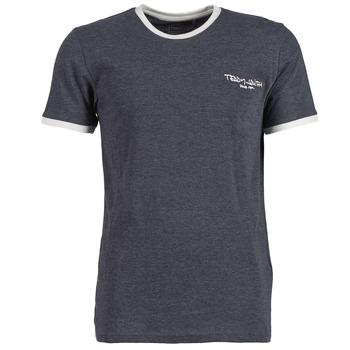 衣服 男士 短袖体恤 Teddy Smith 泰迪 史密斯 THE-TEE -煤灰色